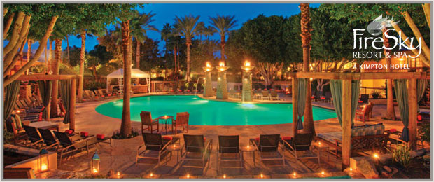 FireSky Resort and Spa in Scottsdale, AZ